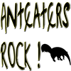 Anteaters Rock ! Ornament (Round)