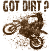 Motorcycle, dirt bike. Got Dirt? MX  Infant Bodysu