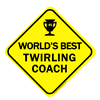 Twirling Coach