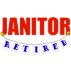 Retired Janitor