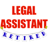 Retired Legal Assistant