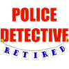 Retired Police Detective