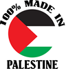 100% Made In Palestine