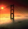 Fog Shrouded Golden Gate