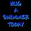 Hug a Swimmer