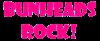 Bunheads Rock! Scoop Neck T-Shirt