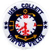 2-collett patch transparent