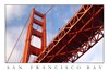 Golden Gate Bridge San Francisco Bay 2006 Calendar