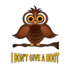 TWO HOOTS MAYBE