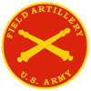 Field Artillery Seal Plaque
