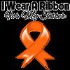 Orange Ribbon - Sister