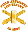 Artillery - Officer - 2nd Lt