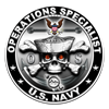 USN Operations Specialist Sku Performance Dry T-Sh