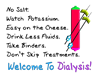 Welcome to dialysis