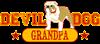 Devil Dog Grandpa Coffee Mug