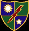75th Infantry (Ranger) Regiment Organic Women's T-