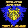 Order of the Blue Falcon Coffee Mug