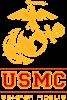 USMC Semper Fidelis Ceramic Travel Coffee Mug