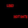 Lego Store Hot Date Men's Light Pajamas