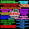 Big Bang Theory Quotes Men's Dark Pajamas