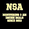 NSA Monitering Hoodie