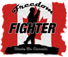 Freedom Fighter Canada Tank Top