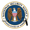 NSA Boom Logo Long Sleeve T-Shirt