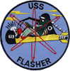 USS FLASHER Coffee Mug