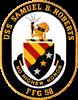 USS Samuel B. Roberts FFG-58 Coffee Mugs