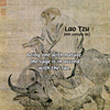 Lao Tzu: Being One