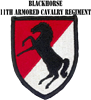 11TH ARMORED CAVALRY R