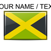 Jamaica Flag (Custom)