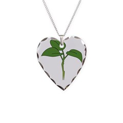 gnd Necklace Heart Charm