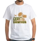 Sawyer White T-Shirt