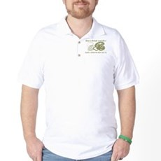 Don't Drink and Dial Golf Shirt