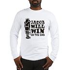 jacobstatue Long Sleeve T-Shirt