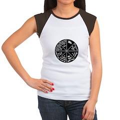 IT Response Wheel Women's Cap Sleeve T-Shirt
