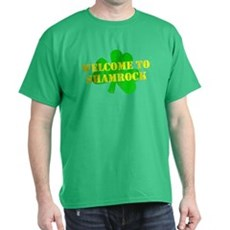 Welcome to Shamrock T-Shirt