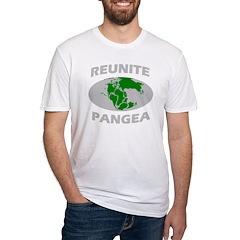 reunitepangeadark Fitted T-Shirt