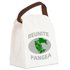 reunitepangeadark Canvas Lunch Bag