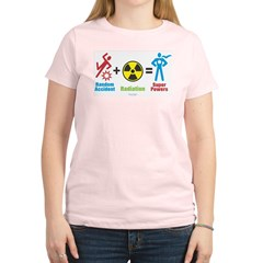 Super Powers Women's Light T-Shirt