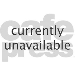 I Just Like to Smile, Smiling's My Favorite Square Car Magnet 3