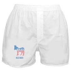 Ass Man Democrat Boxer Shorts