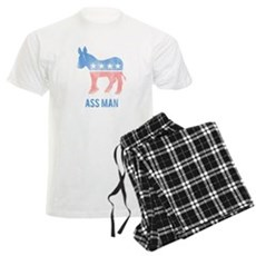 Ass Man Democrat Pajamas