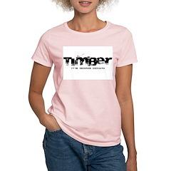 Timber - It's Going Down Women's Light T-Shirt