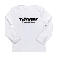Timber - It's Going Down Long Sleeve Infant T-Shirt