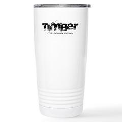 Timber - It's Going Down Ceramic Travel Mug