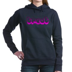 Retro Treat Woman's Hooded Sweatshirt