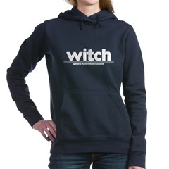 Generic witch Costume Woman's Hooded Sweatshirt