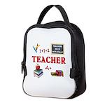 Teachers Neoprene Lunch Totes